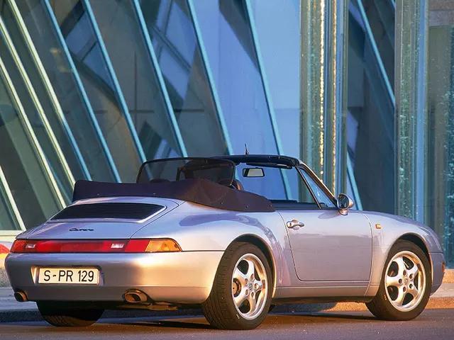 Porsche 993 911 Carrera, 911 Targa, 911 Carrera Cabriolet 1996-1997 Targa: -1998