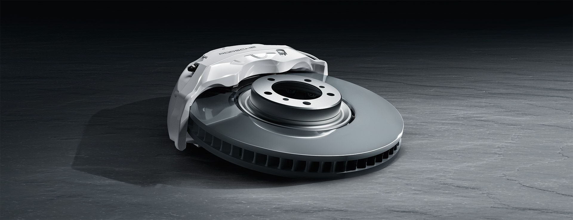 Freio com revestimento de carboneto de tungstênio -   Porsche Surface Coated Brake PSCB