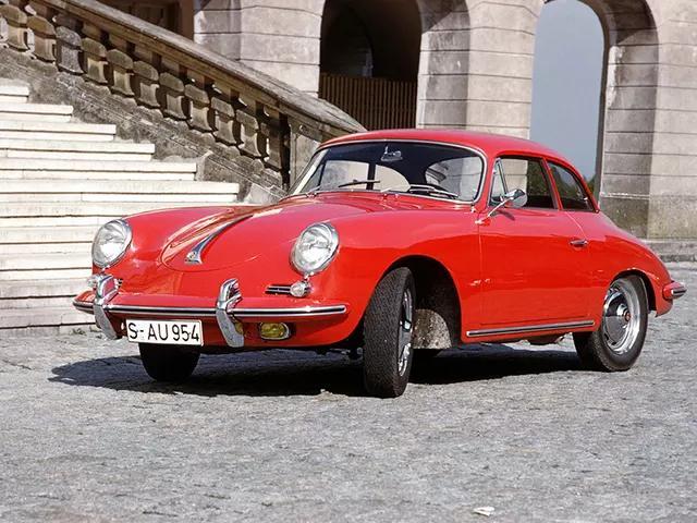 Porsche 356 B 1600 Super 1960-1963