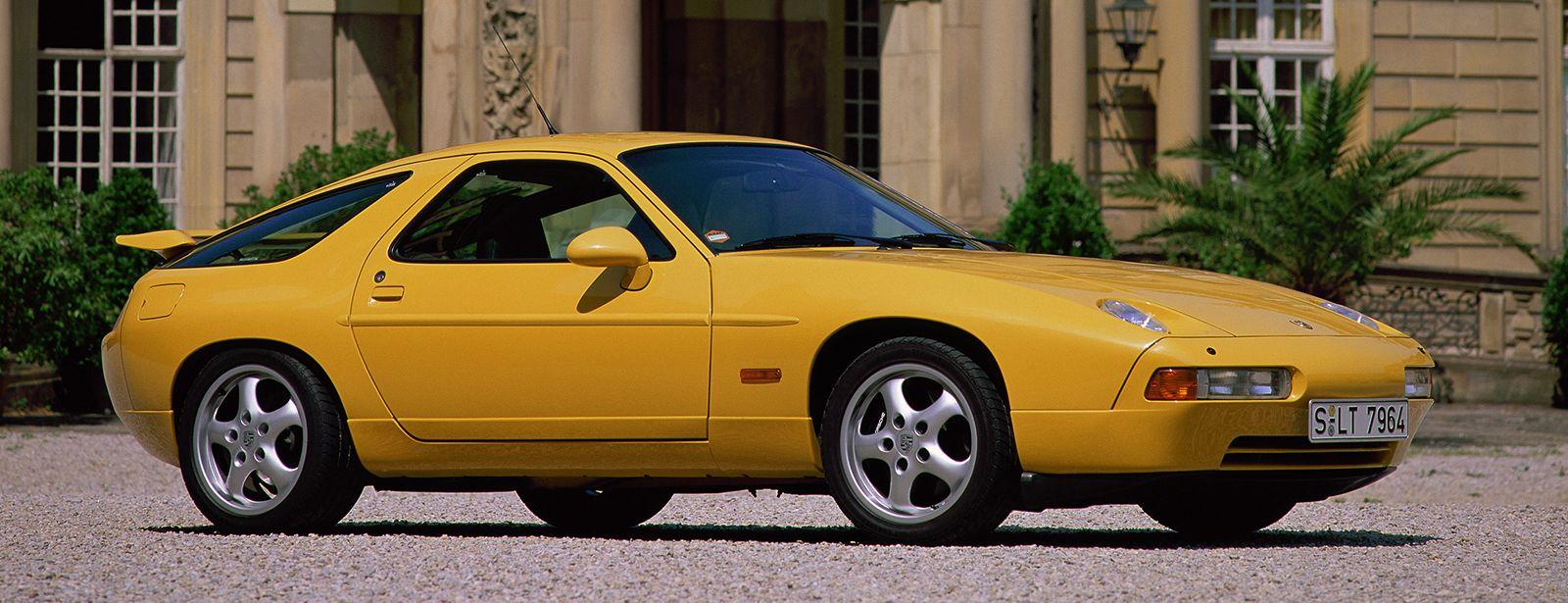 Porsche 928 GTS 1989-1995