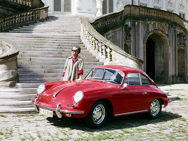 Porsche 356C 1600 SC 1964-1965