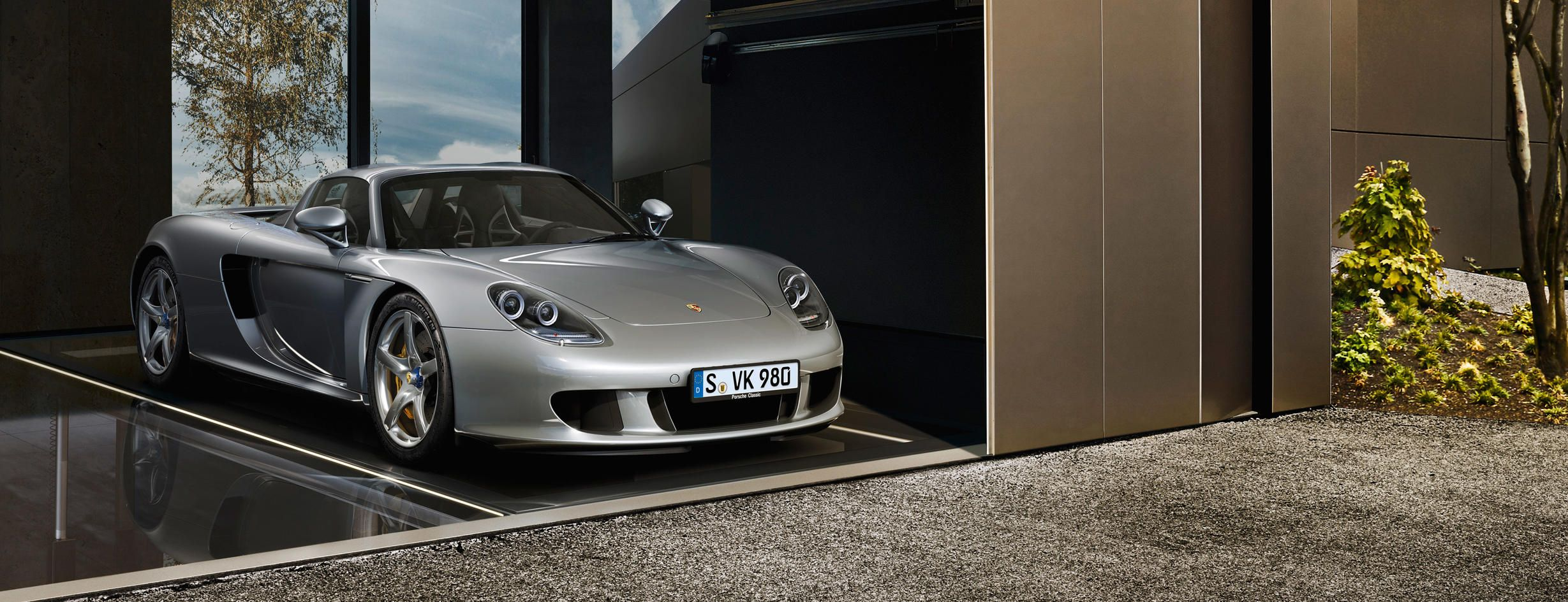 980. Porsche Carrera GT 2003-2006