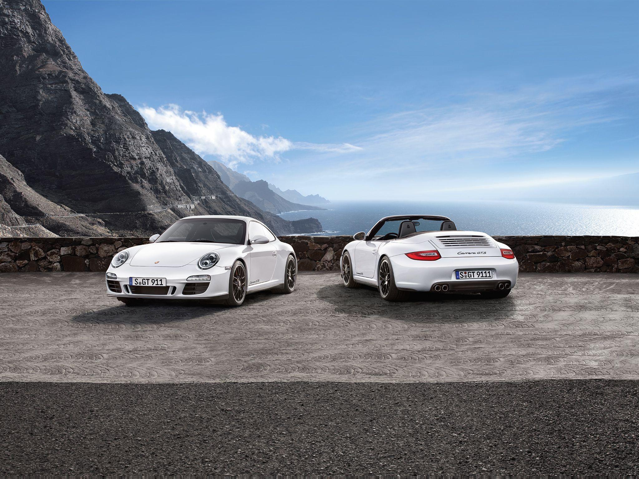 Porsche 997 911 2004-2012