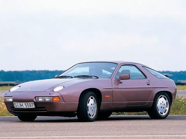 Porsche 928 S4 1987-1991