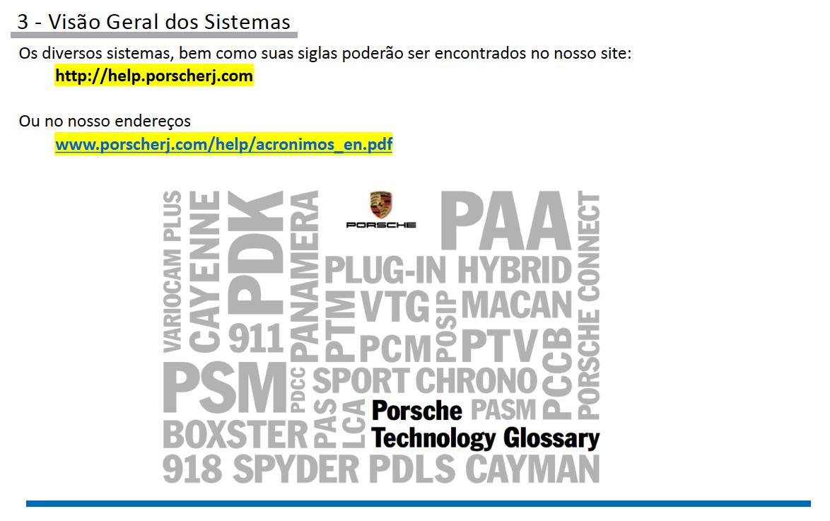 Sistemas de Controle de estabilidade Porsche pg3