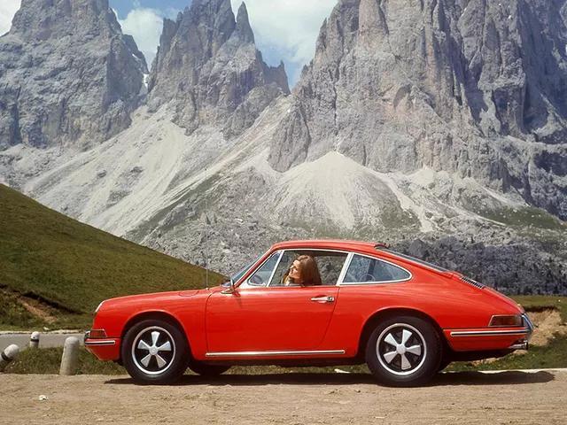 911 L 2.0, 911 L 2.0 Targa 1968