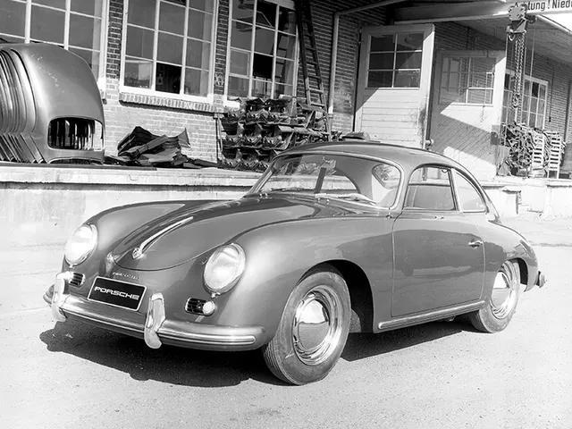 Porsche 356 1300 Super 1954-1955
