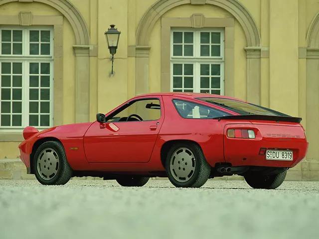Porsche 928 S 1978-1986