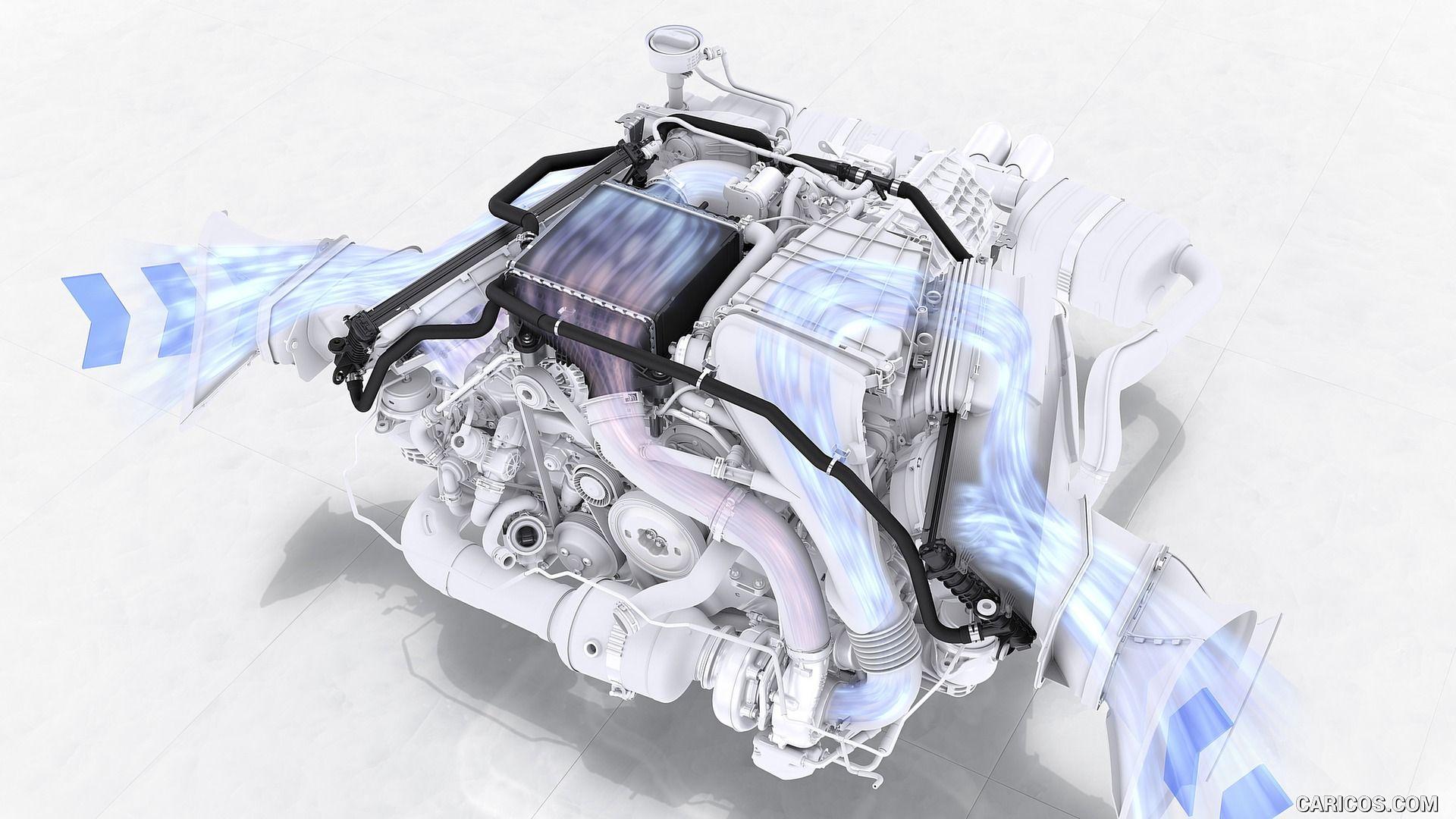 Motor termodinamicamente otimizado TOP