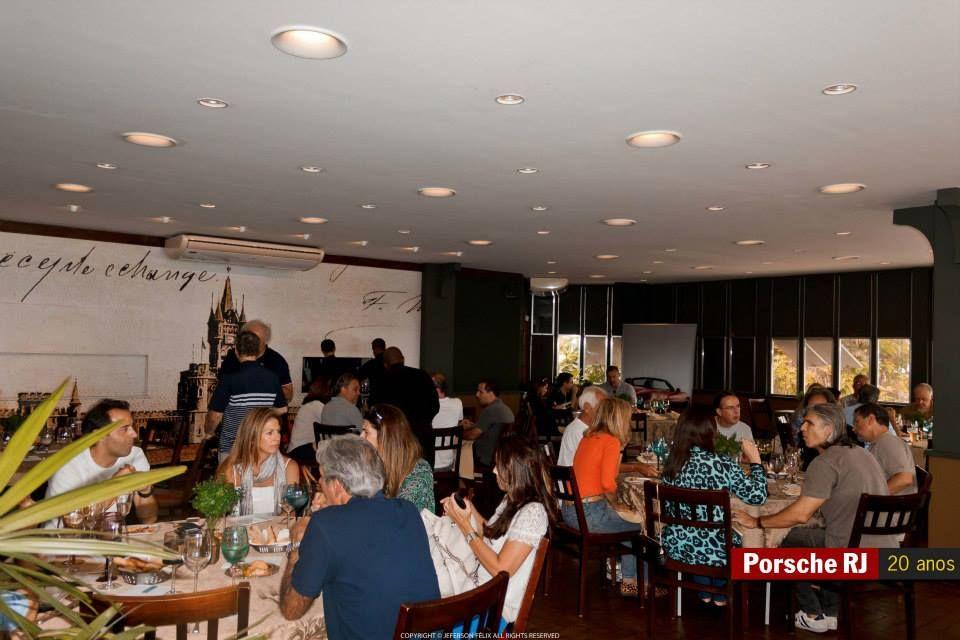 RJPC evento no restaurante Albamar em outubro 2015