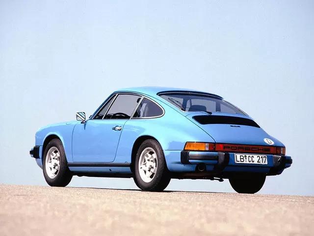 911 S 2.7, 911 S 2.7 Targa 1974-1975