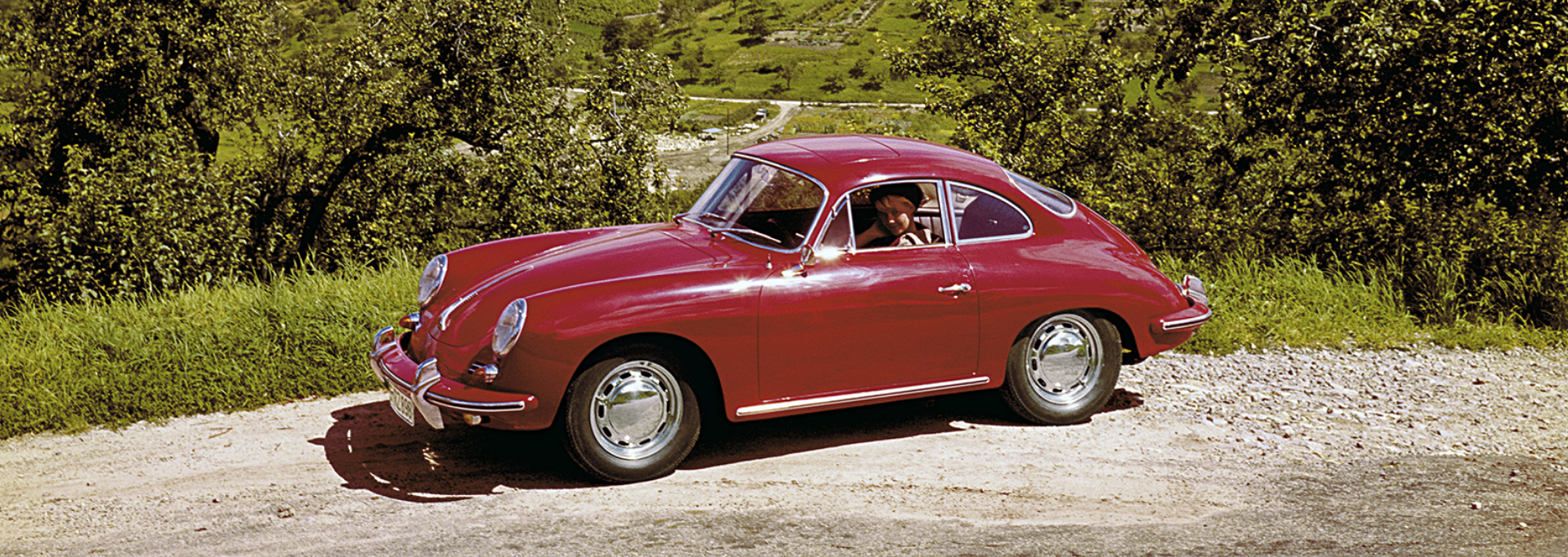 Porsche 356C 1964-1965