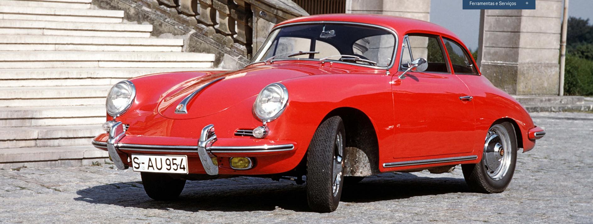 Porsche 356B 1960-1964