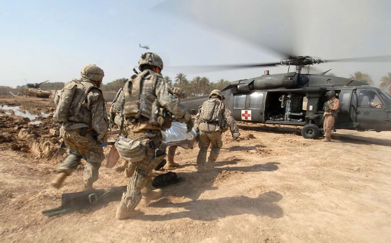 Tactical NAV Saves Warfighter's Life in Iraq