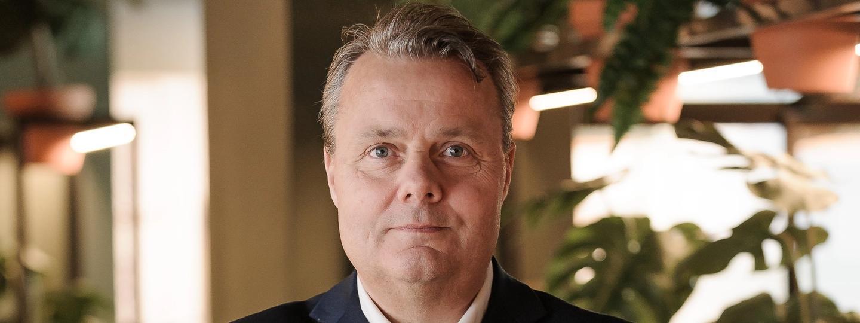 Lars Erik Wirsching - daglig leder WPS Næringsmegling