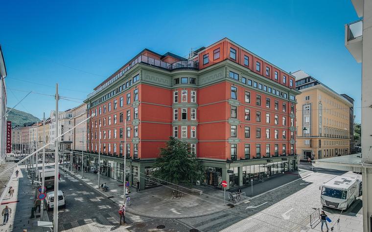 En av byens flotteste eiendommer er solgt