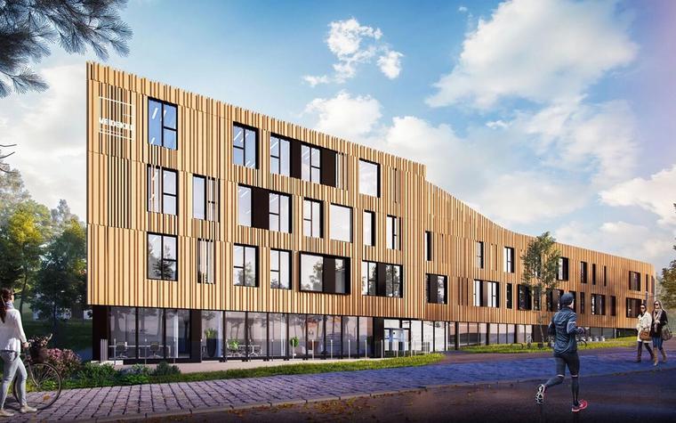 Rekordmange eiendommer i Bergen har skiftet hender i år