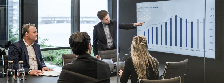 Verdivurdering og analyse