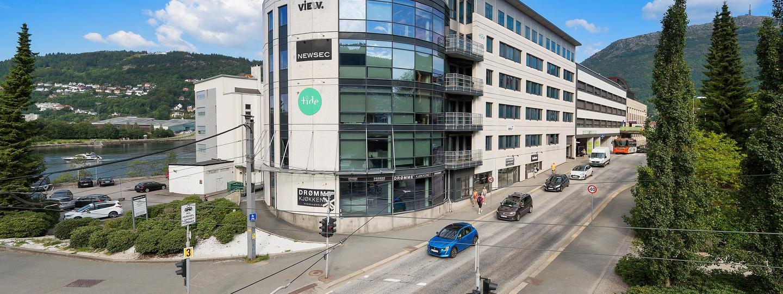 Møllendalsveien 1a i Bergen