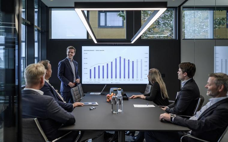 Eiendommer verdt 1 milliard lanseringsklare i Bergen