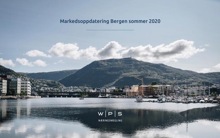 Markedsoppdatering Bergen sommer 2020