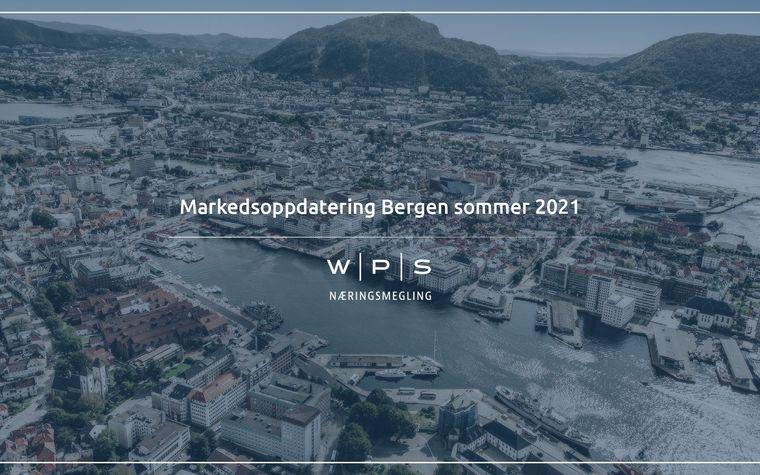 Markedsoppdatering Bergen sommer 2021