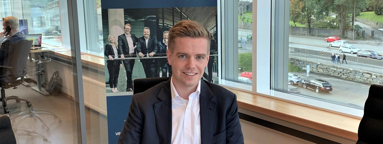 Torgeir Olsen, WPSs nyansatte analytiker