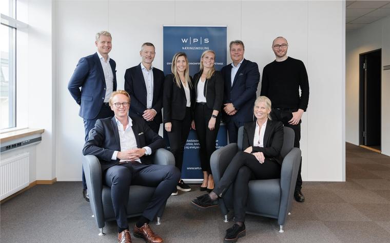 WPS Næringsmegling - kåret til dyktigst i Bergen