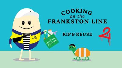 Cooking on the Frankston Line 2