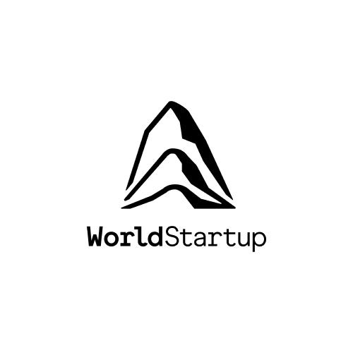 WorldStartup logo