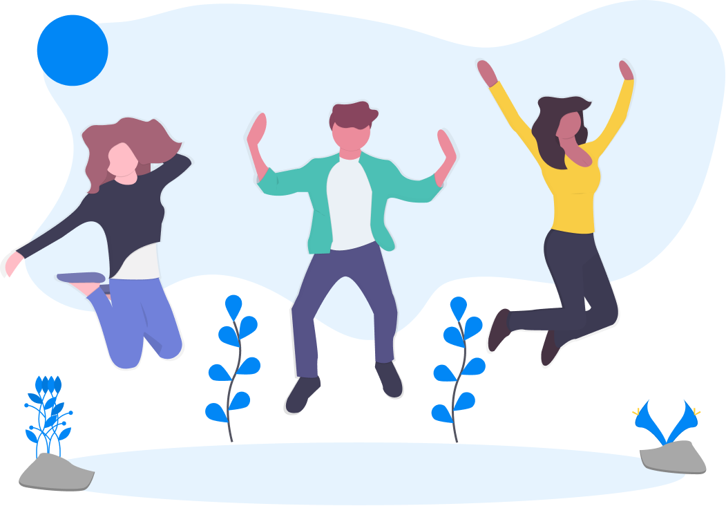 Happy and Productive In-Office Teams -- morale and wellbeing