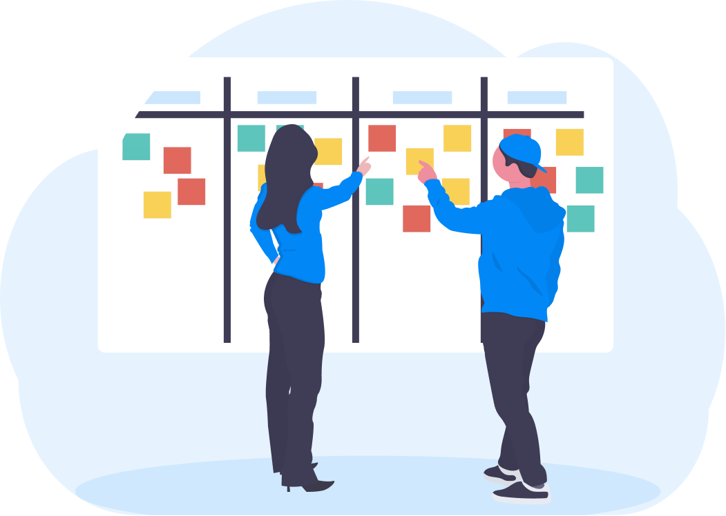 Happy and Productive In-Office Teams -- standups
