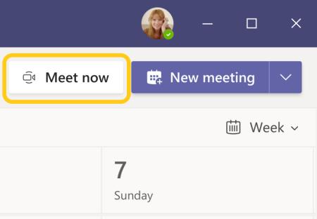 Microsoft Teams Updates (July - September) -- Meet now