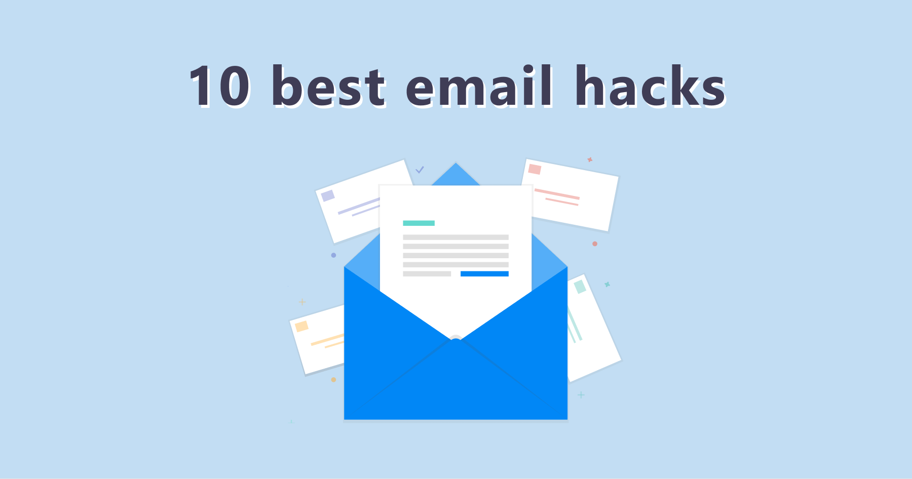 ScrumGenius' 10 Best Email Productivity Hacks