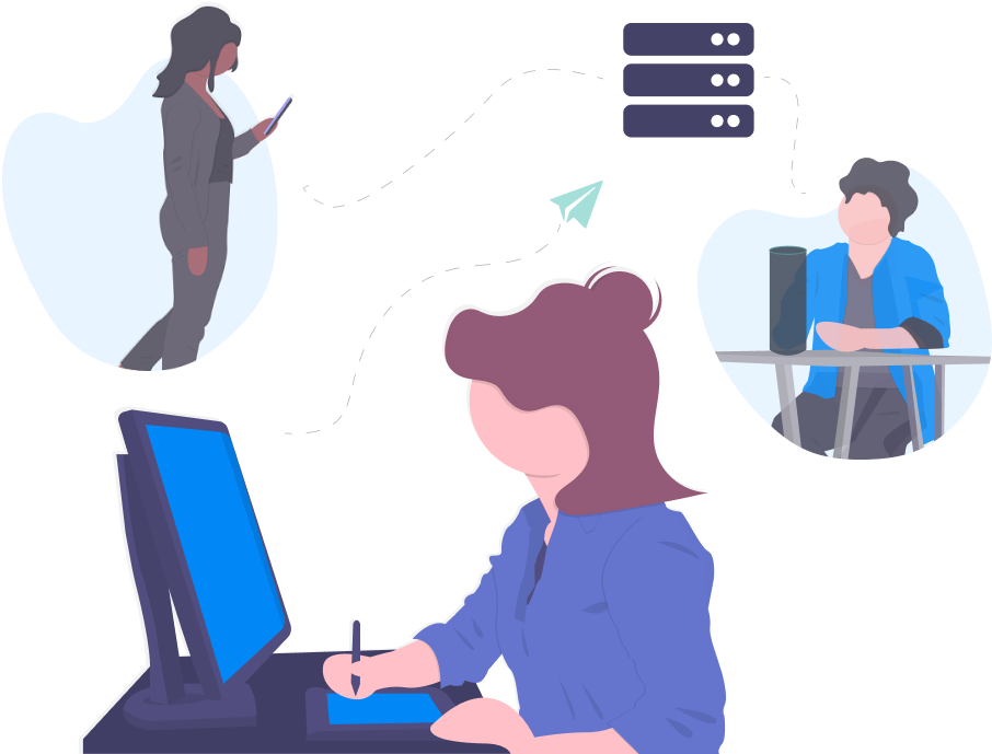 Why Your Company Needs Remote Teams -- workplace distractions