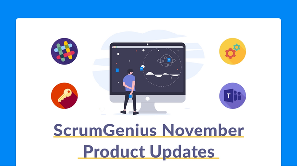November Product Updates