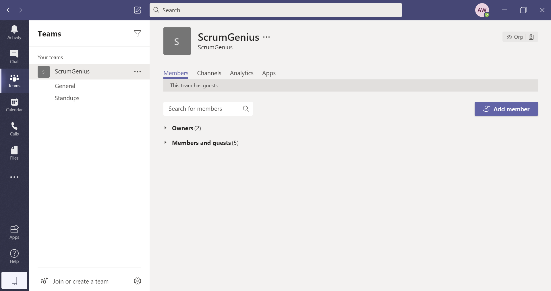 How to Use Microsoft Teams Effectively 2: Setting Up Your Account - Join or Create Team
