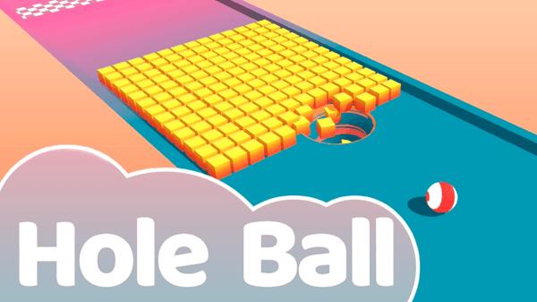 Hole ball game