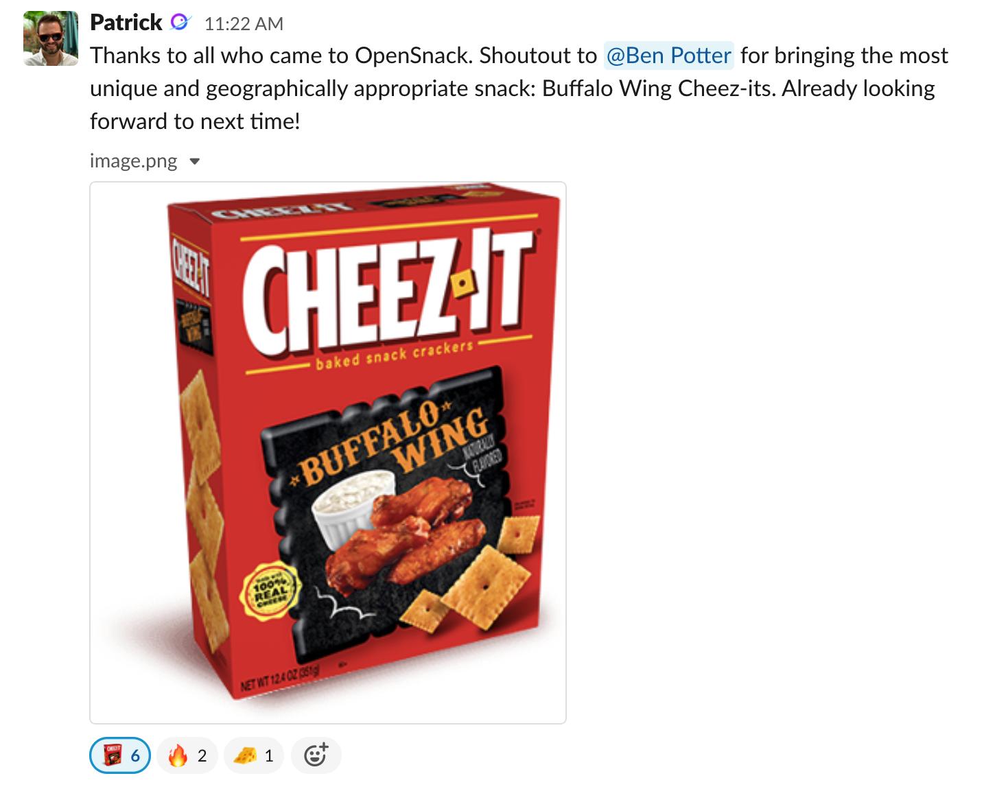 Image of a Cheez-it box