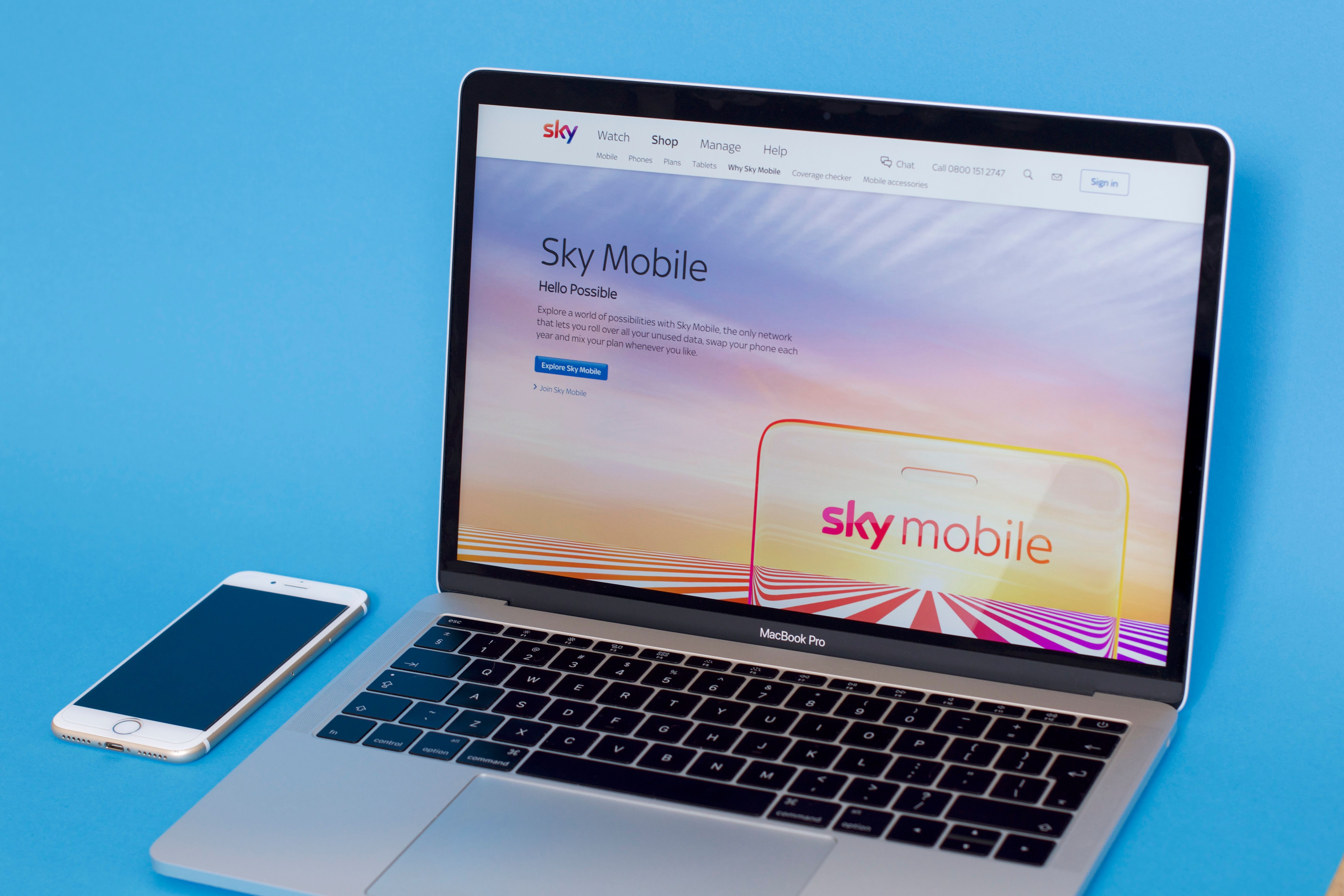 Sky Mobile introduces PiggyBank