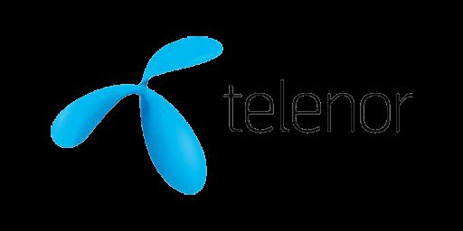 Telenor Logotyp