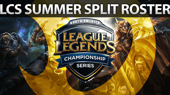 Announcing the Team Dignitas LCS Summer Split Roster