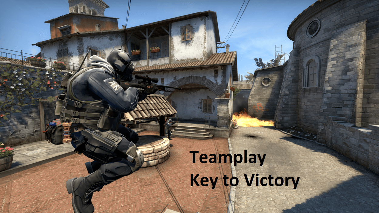 Practice Makes Perfect But Teamplay Wins You the Game