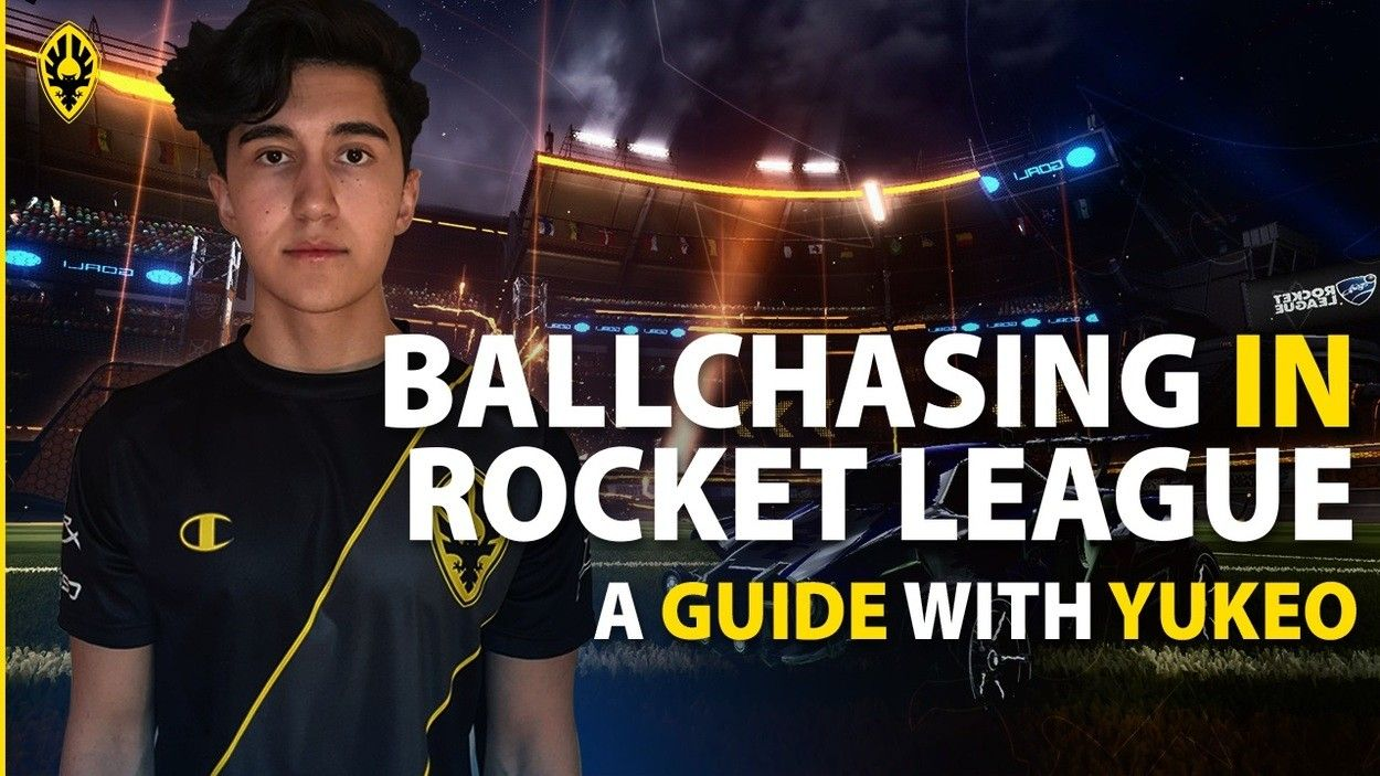 Ballchasing In Rocket League - A Guide With Yukeo