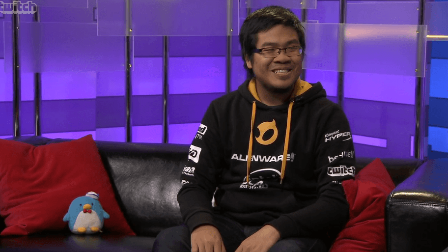 Interview with dignitas KiWiKiD during the off-season