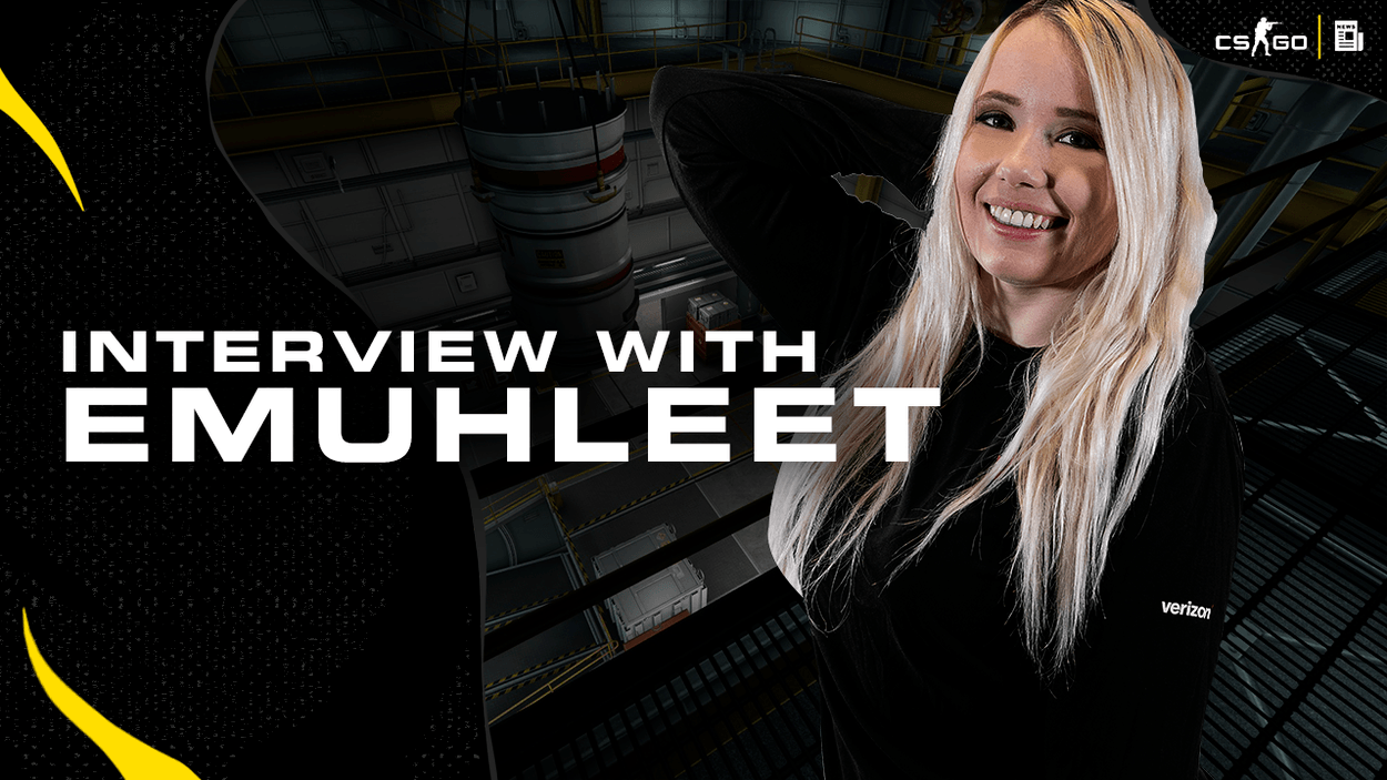 Interview with EMUHLEET about competing in both CSGO and VALORANT
