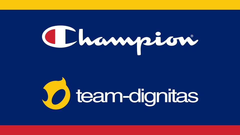 Team Dignitas partners with Champion as popular athleticwear brand enters esports