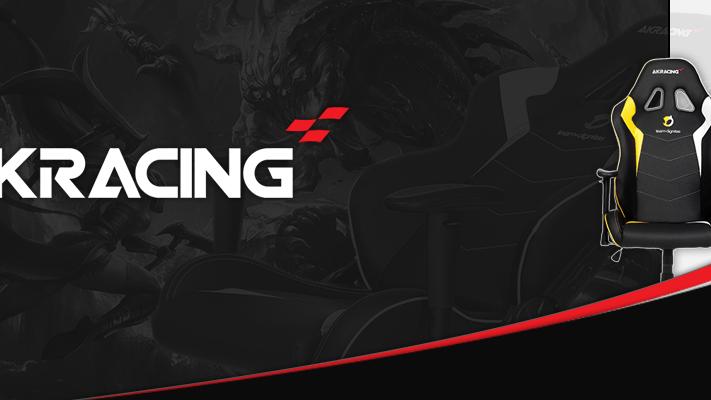 Team Dignitas Partners With AKRacing To Bring You Team Dignitas Gaming Chairs