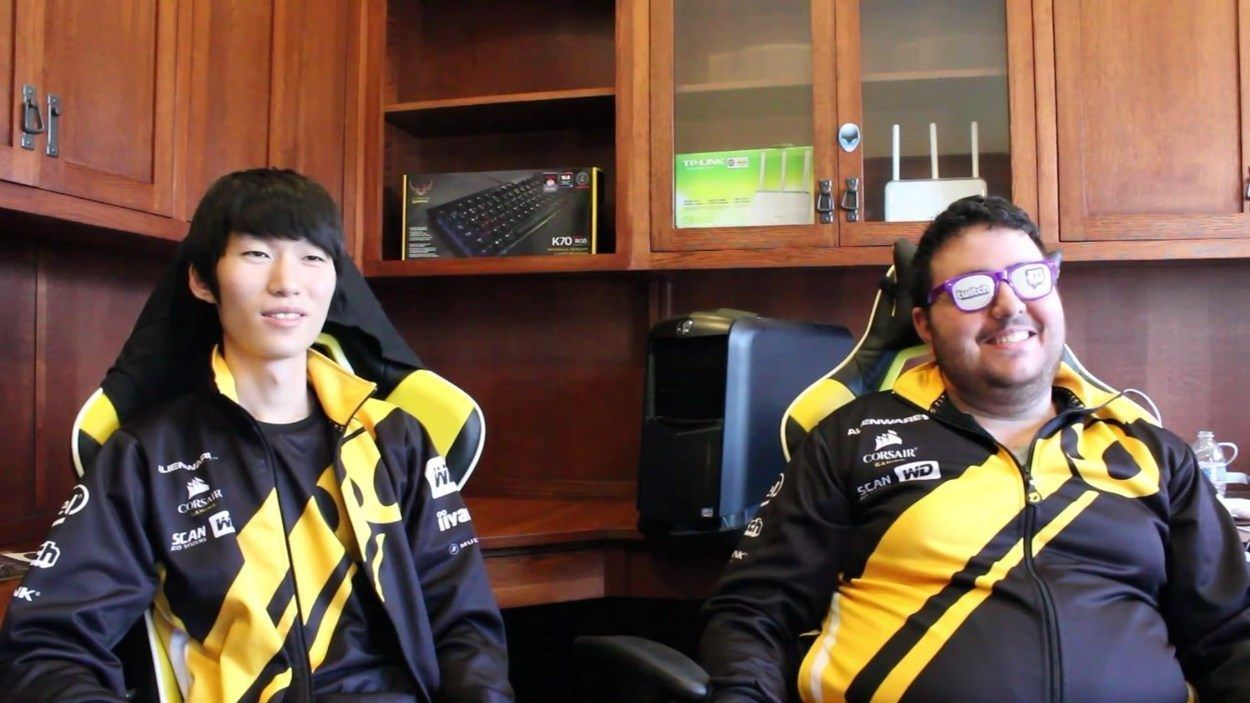 Interview with Team Dignitas Helios & Brokenshard on their most recent LCS Week