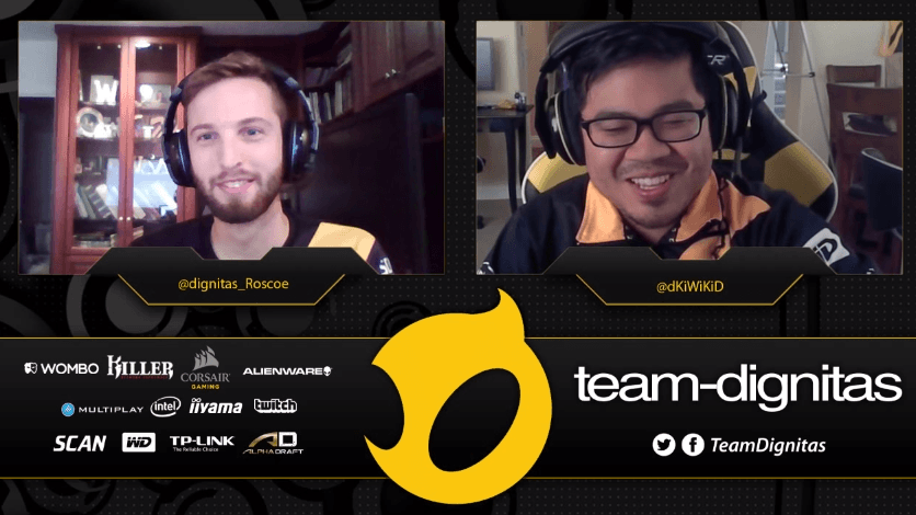 Meet The New Team Dignitas LoL: Interview with our Support, KiWiKiD